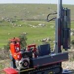 Foraj hidrologic in zone dificile